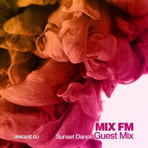 Unique Dj   December 2011 Sunset Dance/Mix Fm Guest Mix   Proglifting