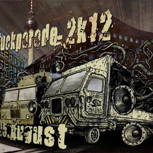 FuckParade after houre @ N-dee Breathless Berlin 25.8.2012 part. 1