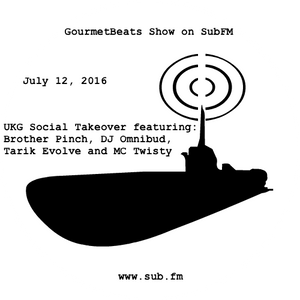 GourmetBeats SubFM Jul 2016