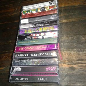 Tabs Out Cassette Podcast - Episode #115