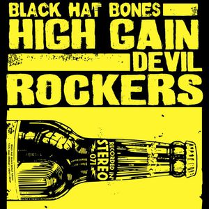 Black Hat Bones Interview 4/2/15 @ Rocknrolla Radioshow