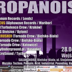 Rascal - Live @ Propanoise 4, Salamandra - Bielsko Biała [28.04.2012]