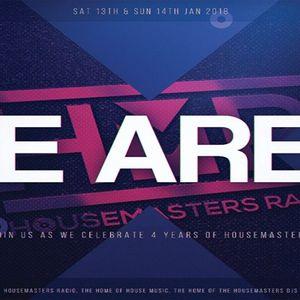 HMR 4TH BIRTHDAY BASH PRESENTS - DJ EZZ