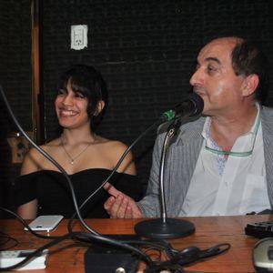 Programa del 1-4 con Luis Ludueña, Garufa y Daira