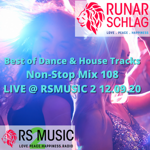 Runar Schlag Live @ RS MUSIC 2 12.09.2020 | Best Remixes of Popular Party Dance & House Songs #108