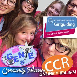 The GENE Radio Show - @girlguidingene - 05/03/17 - Chelmsford Community Radio