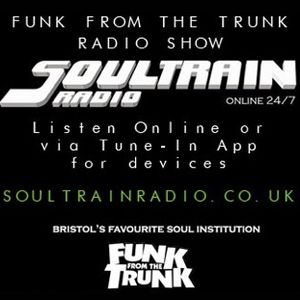 Funk From The Trunk Radio Show vs King Of The Beats Radio Show; Soultrain Radio - May 2017
