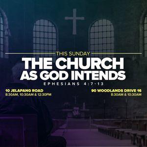 The Church As God Intends