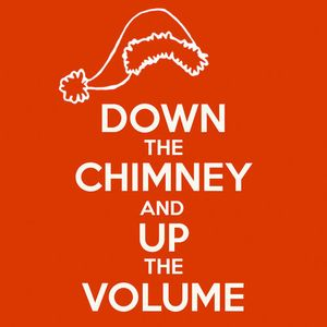 Greenie - Down the Chimney and Up the Volume, Vauxhall Radio -  December 2012