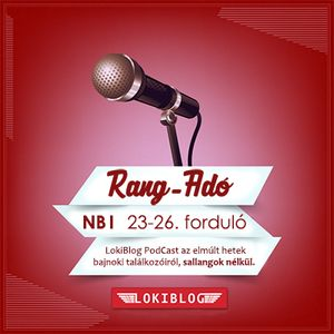 Rang-Adó - NB I 23-26. forduló