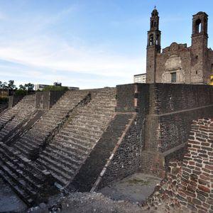 Investigación arqueológica en Tlatelolco 3