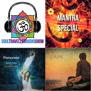 Soul Traveller Radio Show Extra with Anandra and Tâm