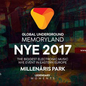 Global Underground & Legendary Moments NYE 2017 - Reelaux pres. SNYL b2b Nanofeel
