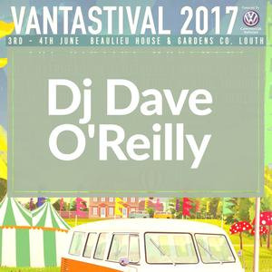 Vantastival 2017 Dj Dave O'Reilly DFEi Music Stage