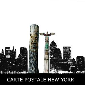 New-York.. Sound...Postcard