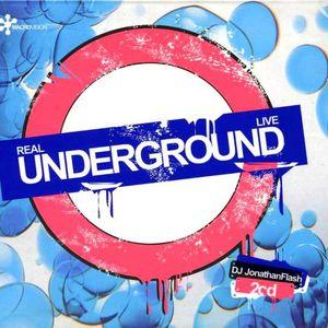 DJ Jonathan Flash - Real Underground Live - Sunside [2006]