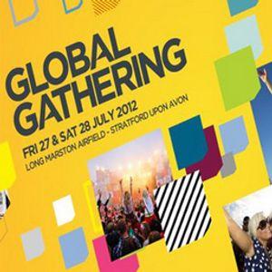 Aly & Fila - ASOT 550 Invasion at Global Gathering UK - 27.07.2012