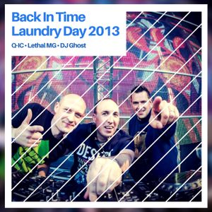 Q-ic, Lethal MG & DJ Ghost present Back In Time @ Laundry Day 2013