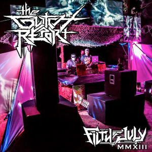 The Glitch Report - Live at Filth of July 2013