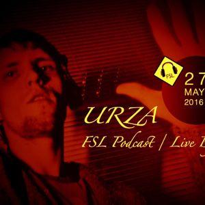 FSL Podcast 27 May 2016 - Urza Live