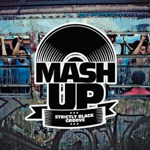 "Mash Up ""Strictly Black Grooves"" - Puntata N. 08 - Stagione 2016/2017 - West Coast Rap 1995"