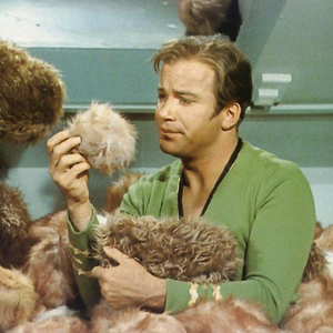 Who's Captain Kirk?