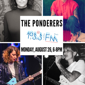 The Ponderers • 08-26-2019 • Gaby Moreno