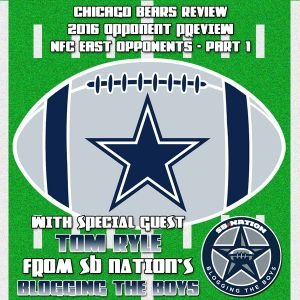 Opponent Preview #7 - Dallas Cowboys