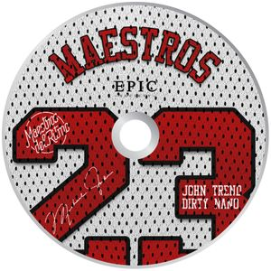Maestros del Ritmo vol 23 - Official Mix by John Trend and Dirty Nano
