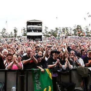 Front Row Centre  Sunday 5th August 2012