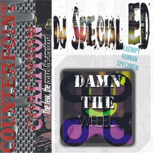 dEdtooth and Ghost BaBy - Damn the Wheel - synco techno and electro