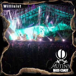 Mutiny - Willisist live at Bass Coast 2014