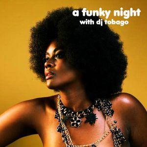 DJ TOBAGO - a funky night