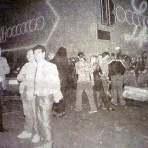 Olivier Pieters at Boccaccio Life (Destelbergen - Belgium) - 18 March 1991