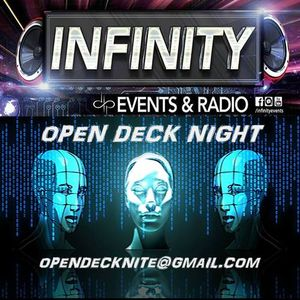 Future Trance Project on Open Deck Nite  8-5-16