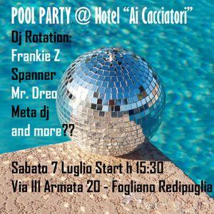 Dj Enbait @ Pool party (part. 1) - 07.07.2012