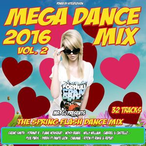 Mega Dance Mix 2016.2