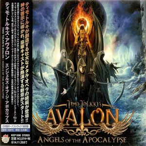 Timo Tolkki's Avalon - Angels Of The Apocalypse (Japanese Edition) (2014-Preview)