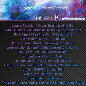 Alan Kriss's 2010 Aout Mix