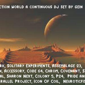 Fiction Wolrd a continuous dj set by Gein