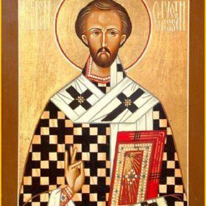 St. John Chrysostom - Gospel of Matthew - Homily V