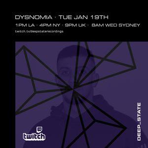 Dysnomia - Twitch Jan 19th 2021