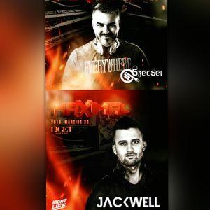 2016.03.23. Szecsei & Jackwell Live at MAXIMAL at LIGET - Wednesday