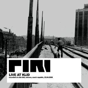DJ Piri - Live At Klid (2008-04-25)