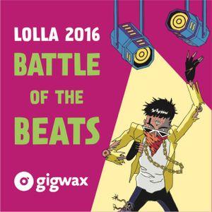 Sam Cuadra House Session (Lollapalooza 2016 DJ Competition) #Lolla25 #Gigwax