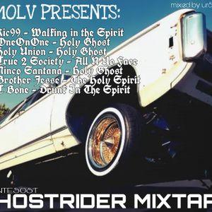 UMOLV Presents: GhostRider Mixtape Vol.1 (08.03.21 - hosted by ur8oy8lu)