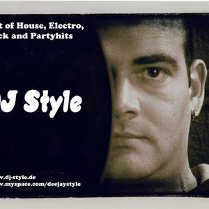 DJ Style live@Halle Olbernhau 15.10.11