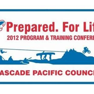 Training Report from Cascade Pacific Council