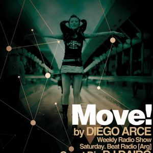 Move! 010 # 1st hour by Diego Arce