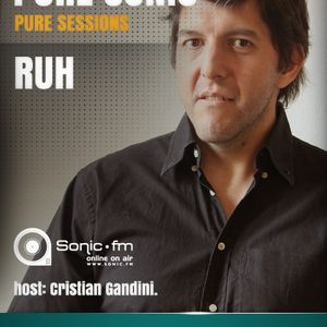 RuH@Pure Sessions 03-09-12 on www.sonic.fm